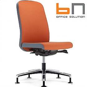 BN Belive Fabric Swivel Conference Chair £394 - Office Chairs