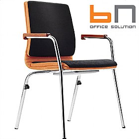 BN Belive Fabric Conference Chair £245 - Office Chairs