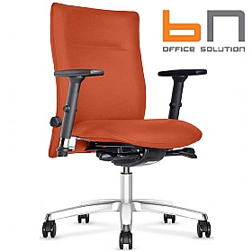 BN Kubik Fabric Executive Chair £271 - Office Chairs