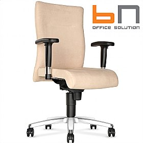 BN Trinity Fabric Executive Chair £182 - Office Chairs