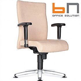 BN Trinity Fabric Swivel Conference Chairs £195 - Office Chairs