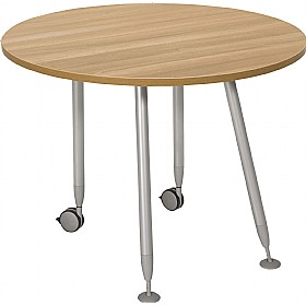 Acclaim Mobile Meeting Table £255 - Office Desks