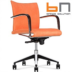BN Carera Fabric Task Chair £298 - Office Chairs