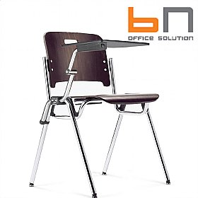 BN Staccato Wooden Lecture Chairs £169 - Office Chairs