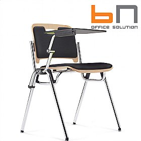 BN Staccato Leather Padded Lecture Chairs £0 - Education Furniture