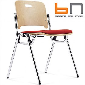 BN Staccato Fabric Conference Chairs £150 - Office Chairs