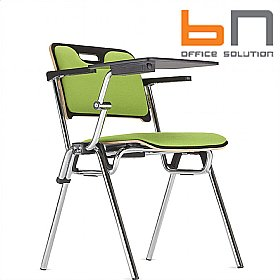 BN Staccato Fabric Lecture Chairs £196 - Education Furniture