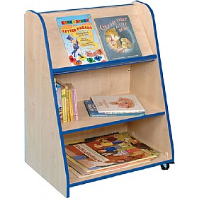 Denby Mobile Book Display £214 - Education Furniture