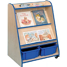 Denby Mobile Display Storage £0 - Education Furniture