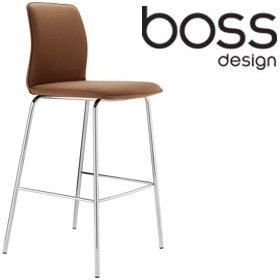 Boss Design Arran 4-Leg Stool £241 - Bistro Furniture