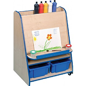 Denby Mobile Paint Easel £0 - Education Furniture