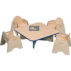 Denby Low Tables £164 - Education Furniture