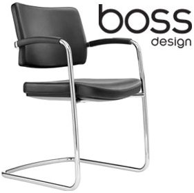 Boss Design Pro Cantilever Chair £309 - Office Chairs
