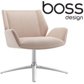 Boss Design Low Back Kruze Lounge Chair £868 - Office Chairs