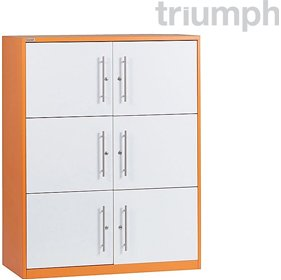 Triumph Fusion Hotbox Storage Lockers £278 - Filing Cabinets