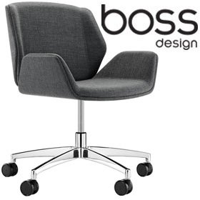 Boss Design Kruze 5 Star Swivel Chair £535 - Office Chairs