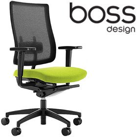 Boss Design Moneypenny Task Chair £301 - Office Chairs