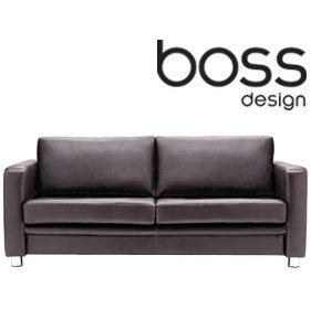 Boss Design Boxer 2 Seater Reception Sofa £1108 - Reception Furniture