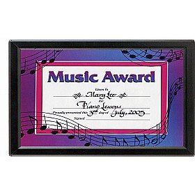 Busygrip Certificate Frames £17 - Display/Presentation