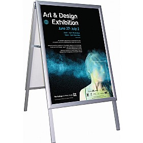 Busygrip Outdoor A Frames £136 - Display/Presentation