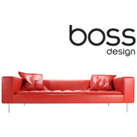 Boss Design Fairfax Sofa With Scatter Cushions £1049 - Reception Furniture