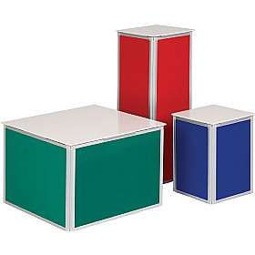 Busyfold Heavy Duty Display Plinths £102 - Display/Presentation
