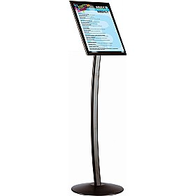 Busygrip Black Poster Stands £145 - Display/Presentation