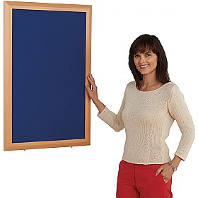 Eco-Premier Felt Noticeboards £42 - Display/Presentation