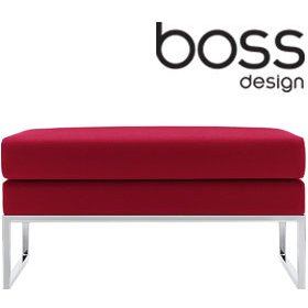 Boss Design Layla Landscape Single Seat Bench £523 - Reception Furniture