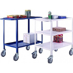 Budget Tray Trolleys £137 - Premises Management