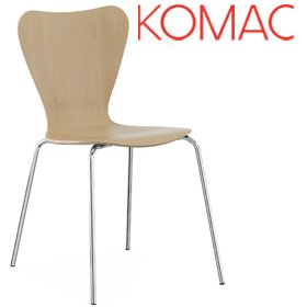 Komac Event 1 Bistro Chair £110 - Bistro Furniture