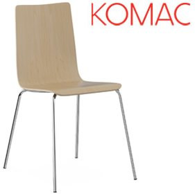 Komac Event 2 Bistro Chair £106 - Bistro Furniture