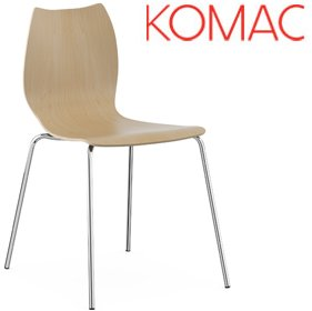 Komac Event 3 Bistro Chair £104 - Bistro Furniture