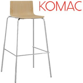 Komac Event 4 Tall Bistro Chair £135 - Bistro Furniture