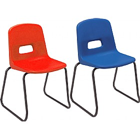 Classic RF70 Skid Base Classroom Chairs £0 - Education Furniture