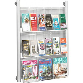 Crest Wall Mounted Leaflet Dispensers £80 - Display/Presentation