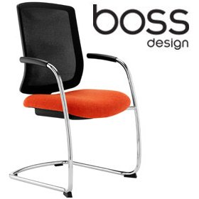 Boss Design Vite Visitor Chair £204 - Office Chairs