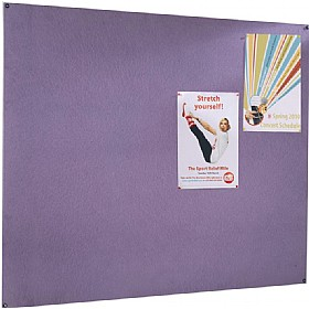 Eco Friendly Frameless Colourboard Noticeboards £31 - Display/Presentation