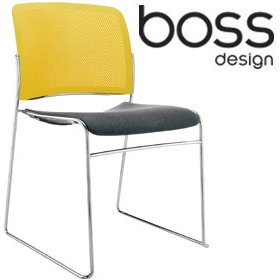Boss Design Starr Multi Coloured Chair £154 - Office Chairs