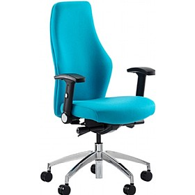 Flexion High Back Task Chair £292 - Office Chairs