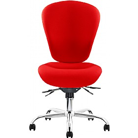 Sphere High Back Heavy Duty Task Chair £355 - Office Chairs