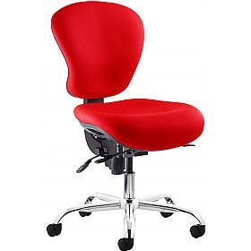 Sphere Mid Back Heavy Duty Task Chair £345 - Office Chairs