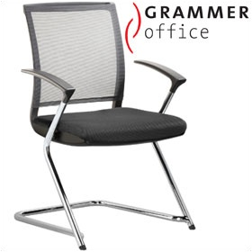 Grammer Office SAIL Mesh Cantilever Conference Chair £287 - Office Chairs