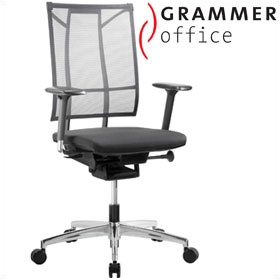 Grammer Office SAIL Fabric & Mesh Executive Chair £342 - Office Chairs