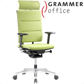 grammer office sail mesh executive chair fabric manager