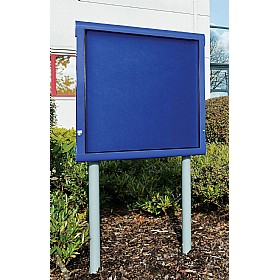 WeatherShield External Freestanding Showcase £440 - Display/Presentation