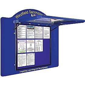WeatherShield Wall Mounted Outdoor Signs £706 - Display/Presentation
