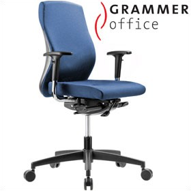 Grammer Office Solution Microfibre Task Chair £284 - Office Chairs
