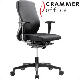 Grammer Office Solution Fabric Task Chair £299 - Office Chairs