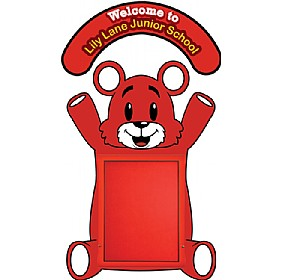 WeatherShield Nursery / Primary Welcome Sign - Teddy Bear £369 - Display/Presentation